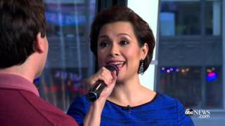 A whole new world - brad kane & lea salonga live in abc (piano version)