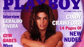 Cindy Crawford in Playboy (October 1998)