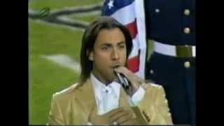 Backstreet Boys - National Anthem (Live @ Super Bowl 2001)