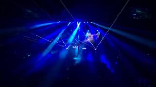Travi$ Scott - Through The Late Night - DAMN Tour Detroit 7/26/17