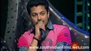 Hemanth best performance - sangeetha maha yuddha width=