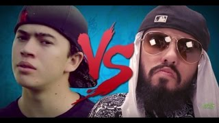 Whindersson Nunes VS Mussoumano   Batalha de Youtubers