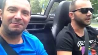 Radio ZU - Buzdugan si Morar in masina Innei
