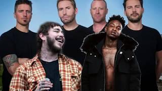 Rockstar REMIX ft. Post Malone | Nickelback | 21 Savage