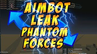 ✅AIMBOT LEAKED!!! PHANTOM FORCES!!!✅ / Phantom Forces / Roblox / ✅Aimbot (WORKING!!!)✅
