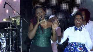 Rema Namakula performing SIBYAMUKISA Live at EDDY KENZO concert 2016