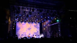 Jose Gonzales Ymusic at Lincoln Center 7/31