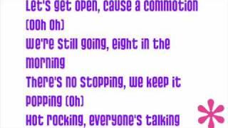 Christina Aguilera-Dirrty With Lyrics