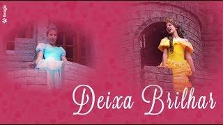 "JULIA DE CASTRO - DEIXA BRILHAR ""Cover"""