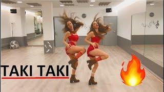 TAKI TAKI  DJ SNAKE, SELENA GOMEZ, OZUNA, CARDI B  Dance Choreography  Twin Melody