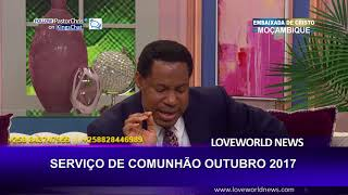 Pastor Chris-Entendimento Divino do Mes das Bencaos