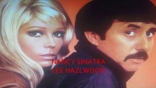 NANCY SINATRA and LEE HAZLEWOOD 'BACK ON THE ROAD' 1972 (a Lee Hazlewood song)