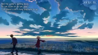 Nightcore - Die Trying (Lyrics)