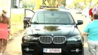 Nicolae Guta si Roxana Printesa Ardealului - Jeep