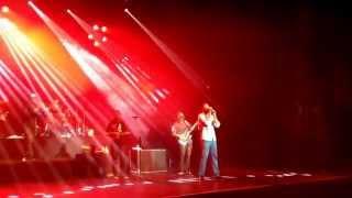 Seu Jorge ao vivo HD Curitiba - Alma de Guerreiro