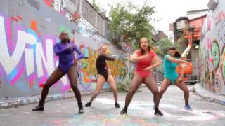 Shenseea - Wine ft. Boom Boom   International Female Dancehall Choreography