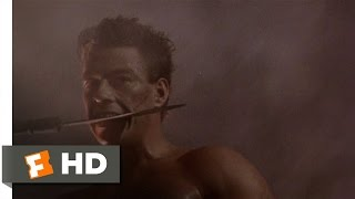 Cyborg (7/10) Movie CLIP - Against All Odds (1989) HD