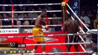 Adonis Stevenson vs Darnell Boone II