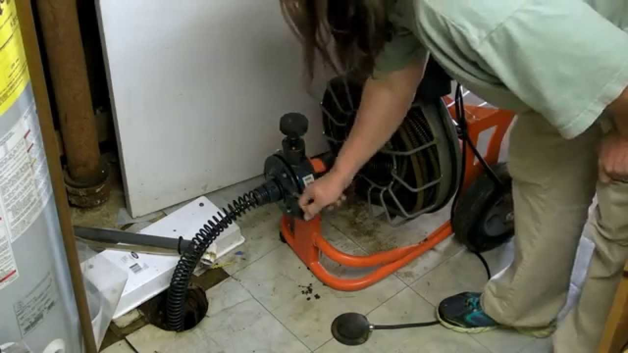 Home Sewer Drain Cleaner Forestville MD