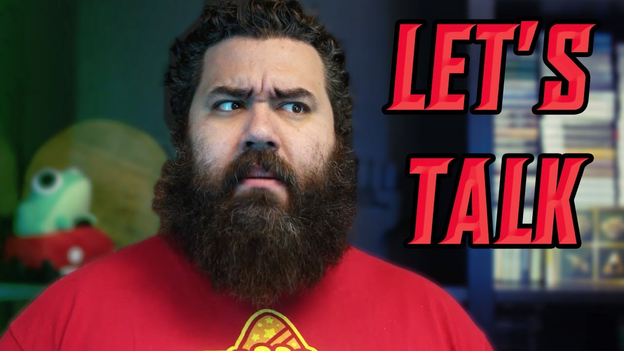 The Completionist - Hi, I want to talk to you (Also Q&A)