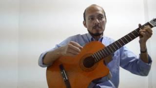Solo pienso en tí - Guillermo Dávila - cover por Victor Patiño
