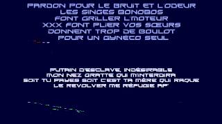 Alonzo Bronzé à vie ( Lyrics )
