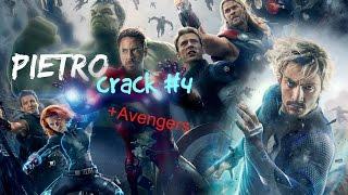 ▶Pietro » Crack! #4 +Avengers