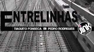 """ENTRELINHAS  Pedro """"Crashgrafia"""" Rodrigues & Tiaguito Fonseca"""