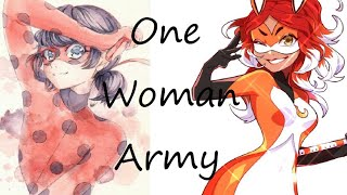 One Woman Army: Miraculous Ladybug and Chat Noir