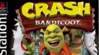 Shrek Bandicoot