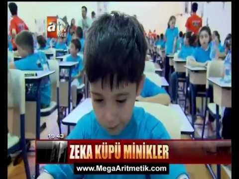 Türkiye Mega Mental Aritmetik Olimpiyatları - 2012