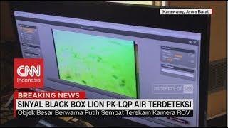 Sinyal Black Box Lion PK-LQP Air Terdeteksi