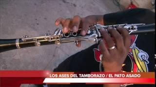 """LOS ASES DEL TAMBORAZO Tutorial Clarinete """"El Pato Asado"""""""