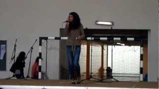 Hallelujah - Alexandra Burke ( Patricia Pratas LIVE Cover)