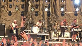 The Neighbourhood R.I.P. 2 My Youth LIVE at Firefly Music Festival