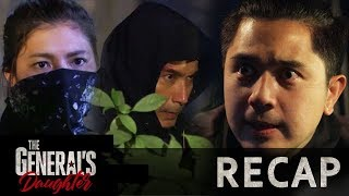 Marcial, Rhian, and Franco cross paths inside Tiago's mansion | The General's Daughter Recap