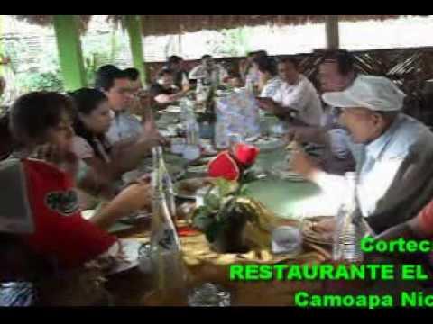 Familia Urbina Restaurante el Bosquecito Camoapa Nicaragua. 5de5