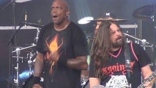 Sepultura  - Sepultura Under My Skin - Live Motocultor Festival 2015