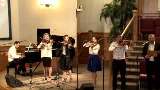 Kirnev Family musical performance