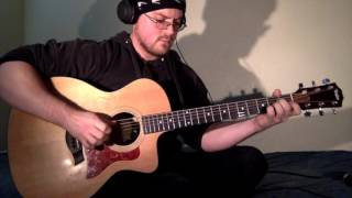 Aces High - Iron Maiden (Fingerstyle Cover) Daniel James Guitar