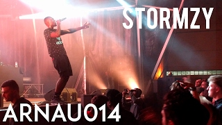 Stormzy - Shut up ~ Live @ Sonar [18/06/2016] 4K