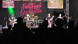 Fast Food Orchestra - Reggae Area - 18.8.2016 - Who Will Save The Show