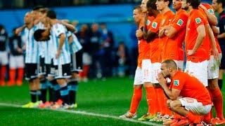 Argentina - Netherlands [Penalty shootout][World Cup Semifinal] width=