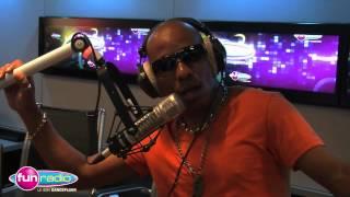 TACABRO en live dans la Libre Antenne de Karel sur Fun Radioooooo