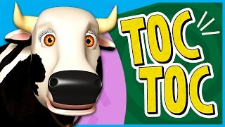 TOC TOC #2 | Animales de La Granja de Zenón | A Jugar