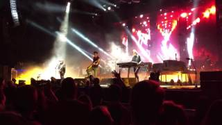 The Cure - May 28, 2016 - Burn (clip)