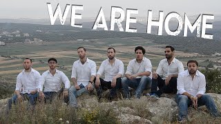 Kippalive - We Are Home  - כיפה-לייב