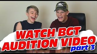 Bars and Melody - Watch Britains Got Talent Audition Video (PART 3)