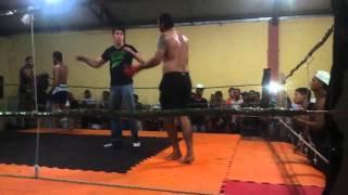 luta Carlos Cainan no Candeias fight #ChuteBoxe