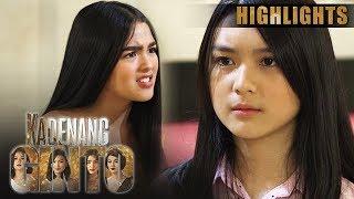 Cassie, binawi ang kanyang kwarto kay Marga | Kadenang Ginto (With Eng Subs)